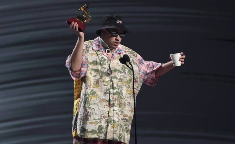 Rosalía, Bad Bunny, Sanz y Guerra son nominados al Grammy