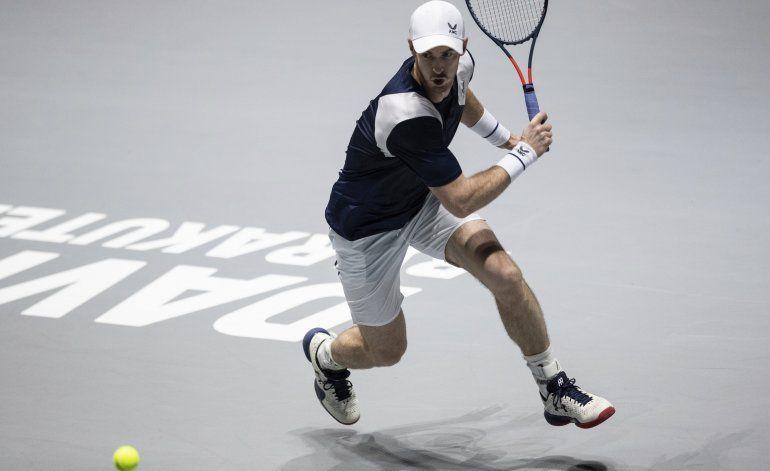 Argentina se enreda en la Copa Davis