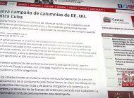 regimen acusa a jefa de embajada de eeuu en cuba de campana de calumnias por arresto de jose daniel ferrer