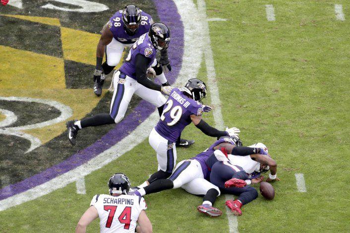 Texans disputan cima del Sur de la Americana con Colts