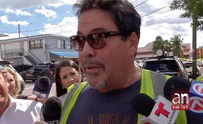 Autoridades continúan en la búsqueda del pistolero que hirió de gravedad a dentista cubana de Hialeah