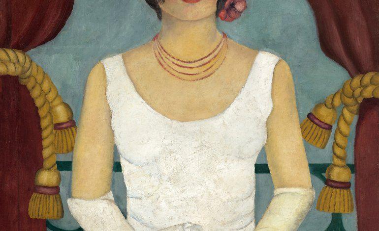 2 pinturas de Kahlo suman 9 millones de dólares en subasta