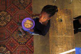 la sequia en el sur de africa amenaza a millones de personas