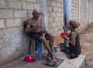 pobreza en la capital de industria petrolera de venezuela