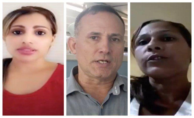 Ex parejas de Jose Daniel Ferrer niegan haber sido abusas por él  como afirma el periódico Granma