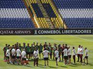 libertadores: roban equipos de comunicaciones en estadio