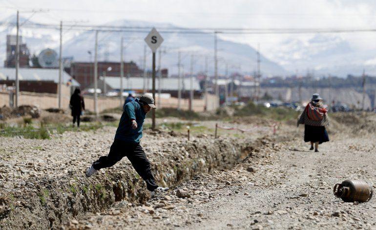Acuerdan nuevos comicios en Bolivia sin Evo Morales