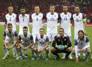 islandia se topara con rumania en repesca de euro 2020