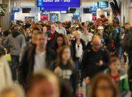 mas de 50 millones de personas viajaran en los eeuu por el dia de accion de gracias