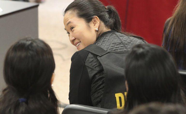 Keiko Fujimori enfrenta futuro incierto tras su liberación