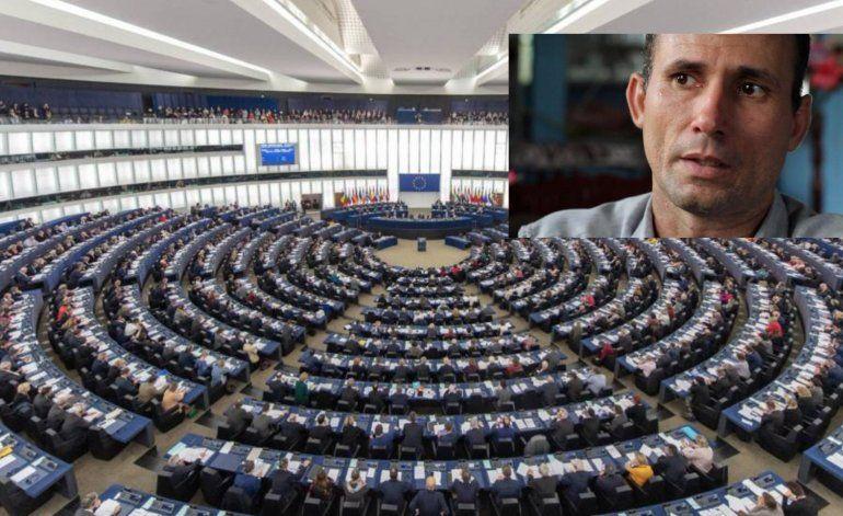 Parlamento Europeo exige la liberación inmediata de José Daniel Ferrer