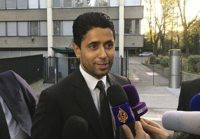 Interrogan a presidente del PSG por caso de soborno de FIFA