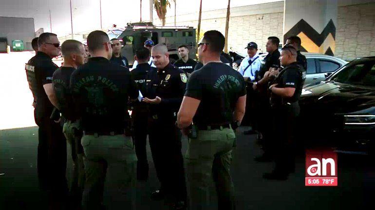 Policía de Hialeah prepara operativos especiales durante las fiestas Navideñas