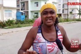 cubanos denuncian que casas recien edificadas por el regimen se las entregaron sin terminar