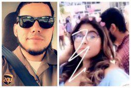 hermana de conductor muerto de ups llama estupidos a policias y los culpa de la muerte de su hermano
