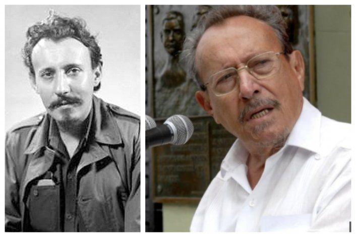 Muere el comandante Faure Chomón Mediavilla, otro de los históricos del régimen cubano