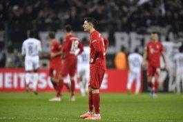 bayern sufre segunda derrota seguida en la bundesliga