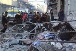 ataques aereos en siria dejan por lo menos 18 muertos