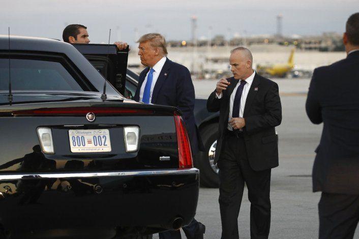 Trump: Giuliani quiere entregar información sobre Ucrania