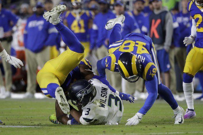 Rams frena racha de cinco triunfos de los Seahawks