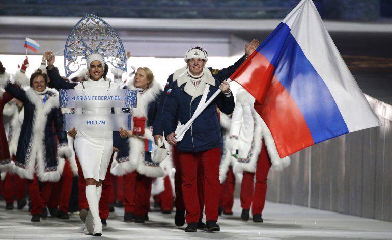 Agencia Mundial Antidopaje impone veto a Rusia por 4 años