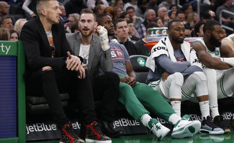 Celtics consideran a Hayward para duelo ante Cavaliers