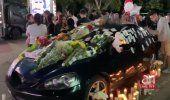 Familiares y amigos le dan el último adiós a Frank Ordóñez