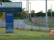 nina de 12 anos fue arrestada por amenazar con cometer una masacre en su escuela