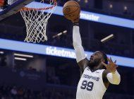 morant anota 26, lidera triunfo de grizzlies ante warriors