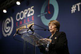 bloomberg llega a la cumbre climatica para la fase clave