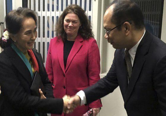 CPI inicia vista sobre supuesto genocidio rohinya en Myanmar