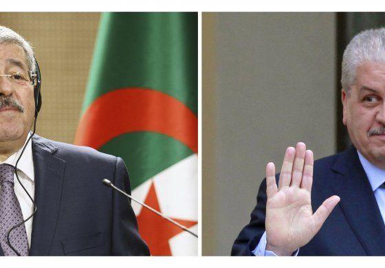 Argelia condena a dos ex primer ministros por corrupción