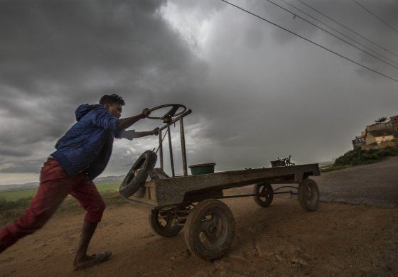 Ciclón deja dos muertos, tres desaparecidos en Madagascar