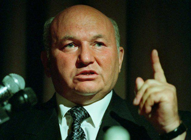 Fallece el exalcalde de Moscú Yuri Luzhkov