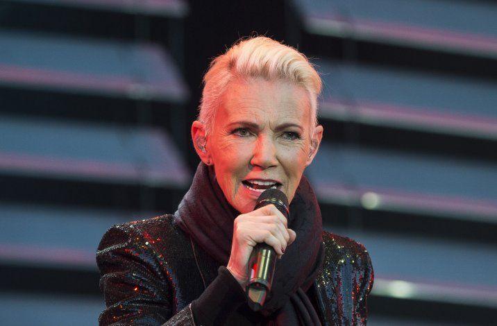 Fallece Marie Fredriksson, del dúo pop sueco Roxette
