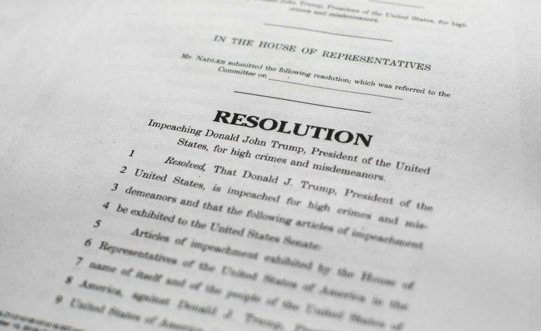 Votos en cámara, juicio en Senado: qué sigue en juicio