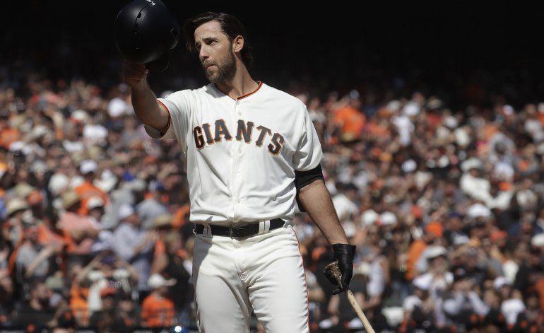 Los Gigantes buscan pitcher, poco probable que sea Bumgarner