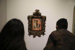 pintura de zapata desata confrontacion en museo mexicano