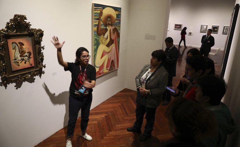 Pintura de Zapata desata confrontación en museo mexicano