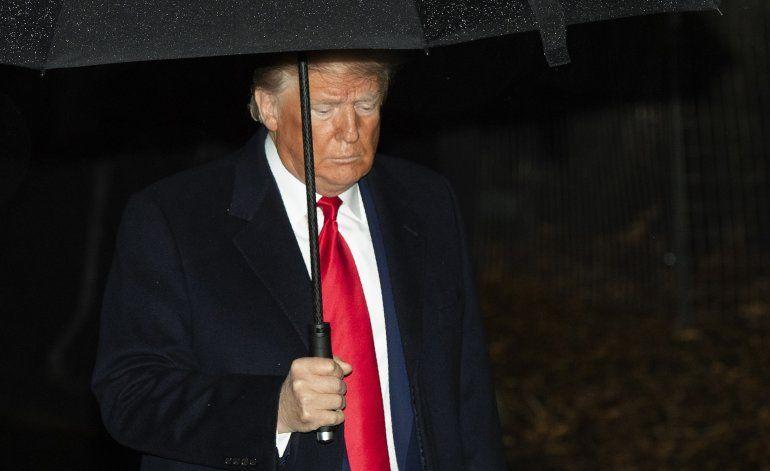 Trump enfrenta pocos cargos, pero significativos