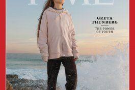 greta thunberg es la persona del ano de la revista time