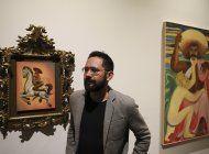 familia de emiliano zapata visita polemica pintura