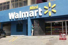abren un walmart falso en venezuela