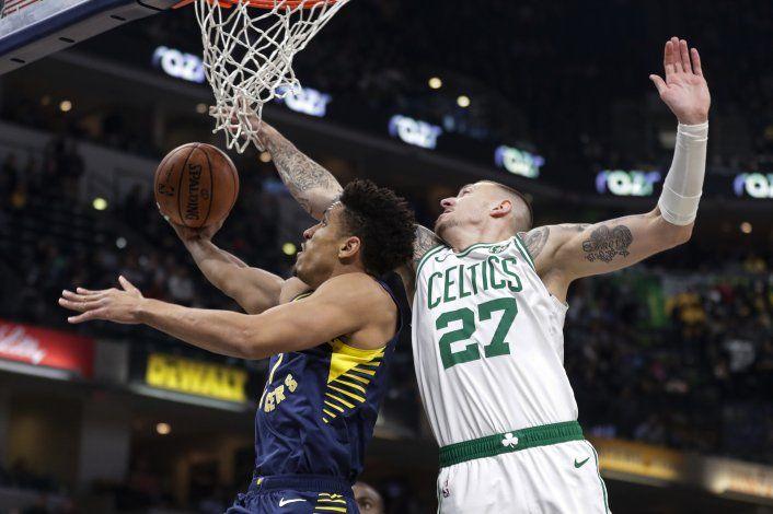 Brogdon logra 29 puntos y Pacers vencen a Celtics