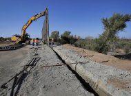 pentagono investiga contrato de 400 millones para el muro