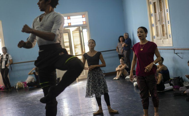 Viengsay Valdés, entre legado y renovación de Ballet de Cuba