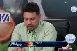 el periodista deportivo yasel porto aclara que no ha sido expulsado de la television cubana