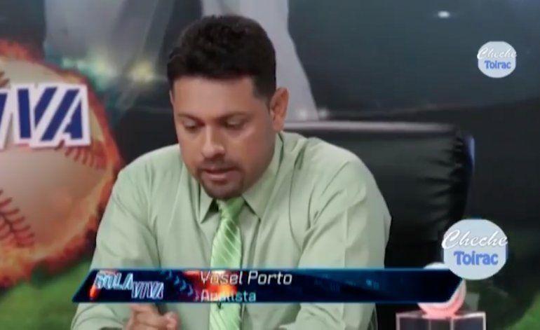 El periodista deportivo Yasel Porto aclara que no ha sido expulsado de la televisión cubana