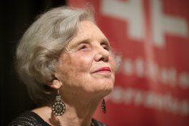 la escritora mexicana elena poniatowska se suma al #metoo