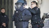 Policía de Hong Kong detiene a hombres por probar explosivos